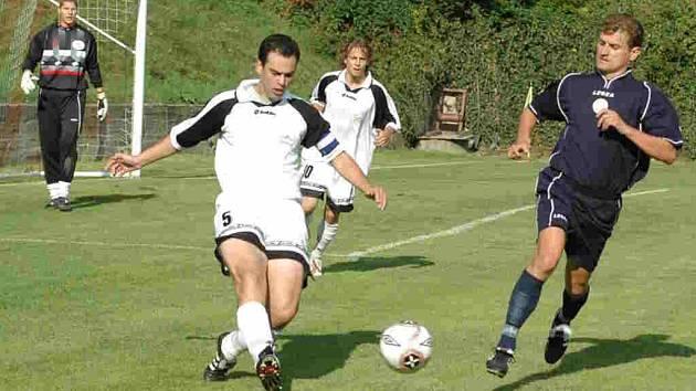 Fotbalistům Konice se dlouhodobě nedaří.