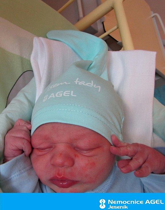 Bartoloměj Machala, Jesení, narozen 7. ledna
