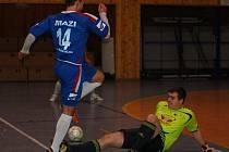 Závěrečný turnaj krajské futsalové ligy