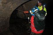 U příležitosti Dne vody byl v Prostějově veřejnosti zpřístupněn podzemní Mlýnský náhon.