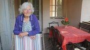 Linda Wichterlová oslavila sto let.