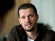 Filmař-amatér Michal Grepl je autorem filmu Fotbalový skřítek
