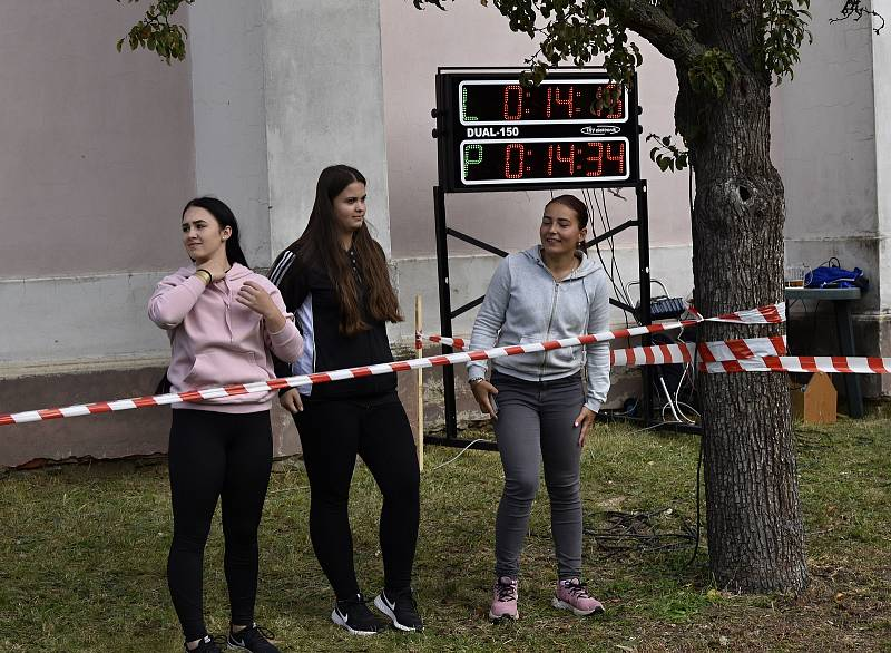Závěrečný závod letošního ročníku Okresní dětské ligy Prostějovska v hasičském sportu se uskutečnil v Krasicích. 25.9. 2021