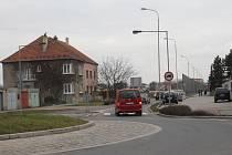 Jižní spojka v Prostějově