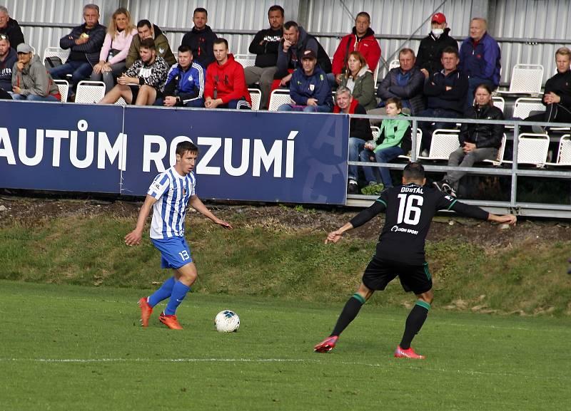 Prostějov prohrál ve 3. kole poháru doma s Bohemians 0:4.