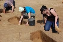 Archeologické naleziště u Brodku u Prostějova a jeho poklady