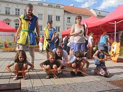 Prostějovské léto - Odpoledne na dětské farmě
