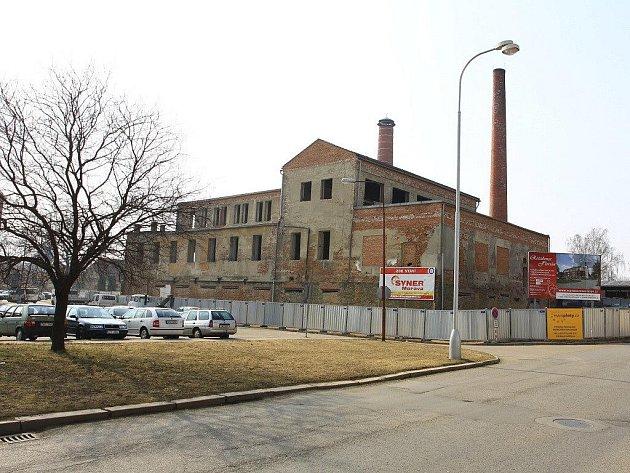 Bývalý pivovar ve Fandrlíkově ulici vProstějově