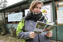 Studánkovou mapu představili v sobotu u bistra Abrahámek na Hloučele prostějovští ochránci přírody.