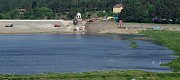 Plumlovská přehrada se pozvolna plní vodou - 19. května 2013