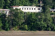 Hotelu Zlechov u plumlovské přehrady. Ilustrační foto