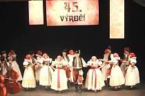 Soubor Klas z Kralic na Hané slavil 45. narozeniny.