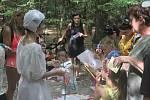Pohádkový les měl letos velký úspěch. Přišla asi tisícovka dětí.