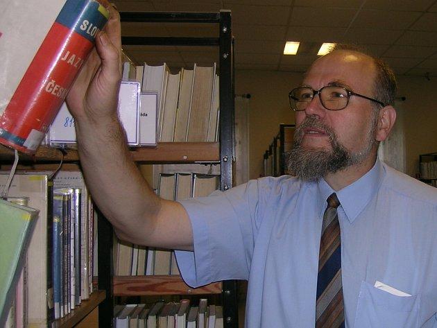 Cenu kromě Miloše Kvapila dostali už jen čtyři knihovníci.