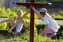 Olšanský areál nabízí vyžití pro děti i dospělé