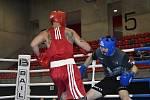 Policejní republikový šampionát v boxu v Prostějově 2020