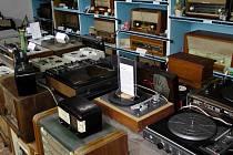 Radiomuseum v Dobrochově