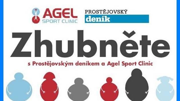 Zhubněte s Prostějovským deníkem a Agel Sport Clinic