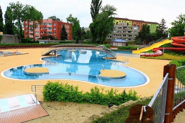 Prostějovský aquapark - 17.května 2013