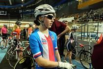 Mladí cyklisté na závodech v Apeldoornu