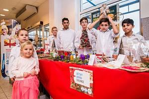 Děti z prostějovského dětského domova prodávali v Albertu