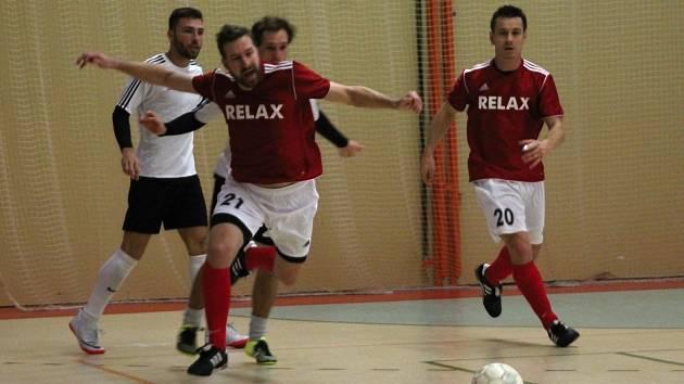 Staronovým mistrem se stali hráči Relaxu.