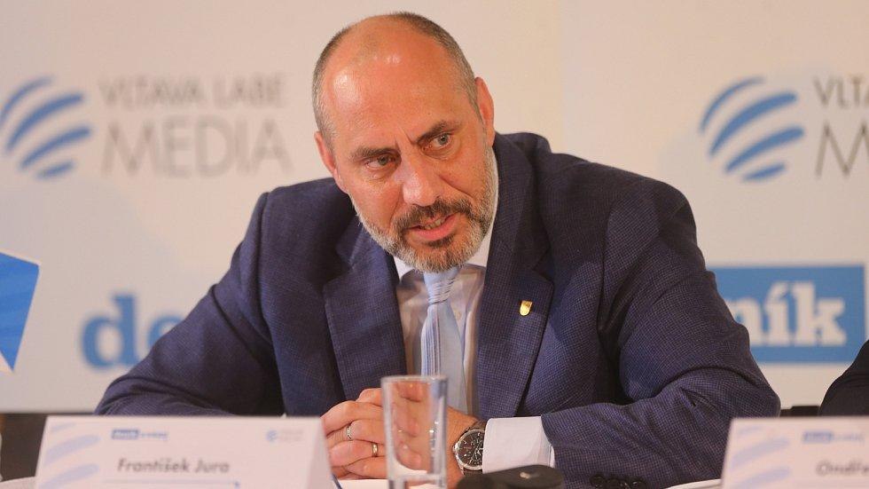Debata Deníku s prostějovským primátorem - František Jura