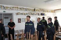 Zrekonstruovaná hasičská zbrojnice ve Vrahovicích - slavnostní otevření v úterý 17. září 2019