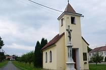 Kostelík v Rakůvce
