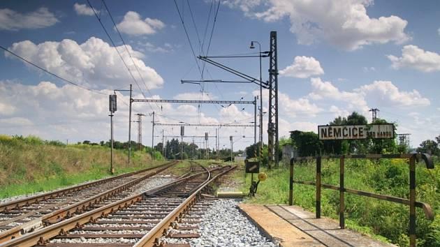 NÁDRAŽÍ V NĚMČICÍCH. Jeden ze soutěžních snímků z prostějovského regionu