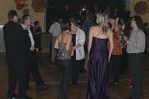 Tradiční sokolský ples v Mostkovicích. Ilustrační foto