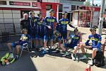 Prostějovský profi tým na závodech v Bosně a Hercegovině