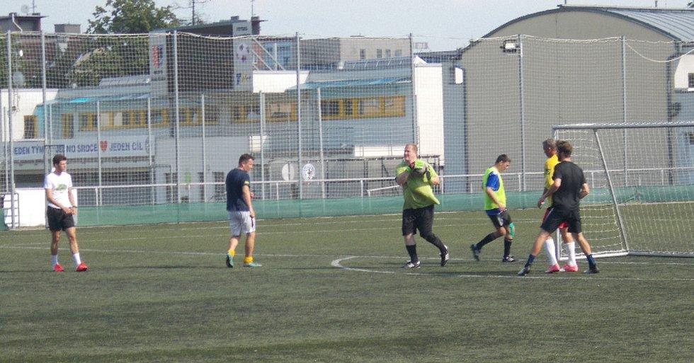 Prostějovský fotbalový klub Haná slavil vydařenou sezonu.