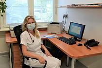 Primářka Eva Rozmánková vede paliativní tým v prostějovské nemocnici.