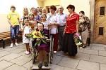 Marie Snášelová slavila 100. narozeniny