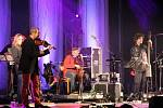 Kapela Čechomor zavítala v rámci vánočního turné i do Prostějova.