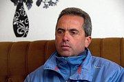 Trenér Stanislav Popelka