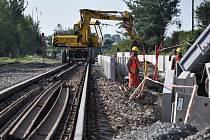 Úpravy nádraží ve Ptení finišují