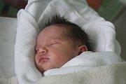 Patricie Popelková, Prostějov, narozena 10. listopadu v Prostějově, míra 47 cm, váha 3050 g