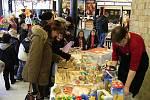 Vánoční prodejní výstava v kině Metro