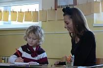 Zápis do prvních tříd v Němčicích