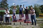 Mistrovství Olomouckého kraje v cyklokrosu Uničov - kategorie muži