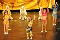 Festival mateřských škol v prostějovském divadle