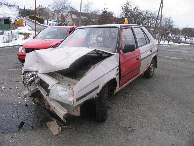 Nehoda u Jednova