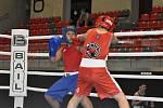 Druhé kolo Jihomoravské oblasti boxu v Prostějově - 18. 9. 2020