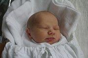 Julie Pavelková, Pivín, narozena 19. prosince, 2850 g, 49 cm