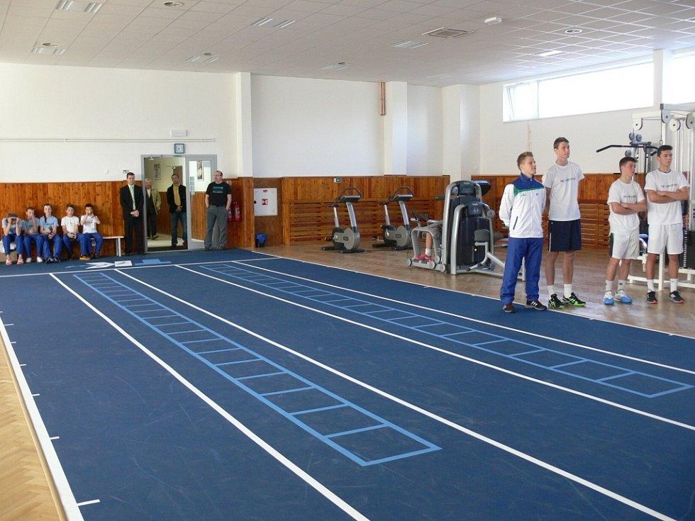 Národní olympijské centrum tenisu a volejbalu v Prostějově