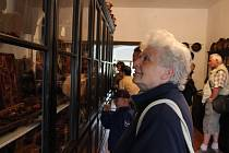 Slavnostní vernisáž výstavy V čem pekly buchty naše prababičky na plumlovském zámku