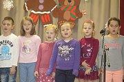 V brodeckém kulturáku proběhl historicky první vánoční jarmark