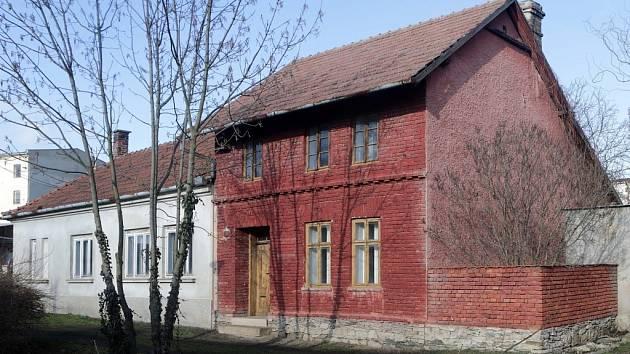 Bezručův domek v Kostelci na Hané